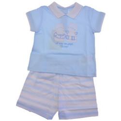 textil Niños Monos / Petos Chicco  Azul