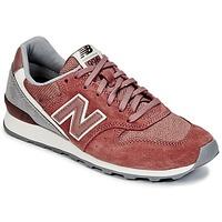Zapatos Mujer Zapatillas bajas New Balance WR996 Rojo