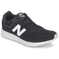 Zapatos Zapatillas bajas New Balance MFL574 Negro / Gris