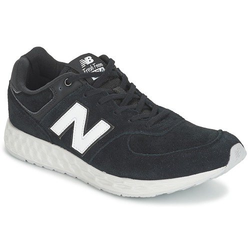 Zapatos especiales para hombres y mujeres New Balance MFL574 Negro / Gris