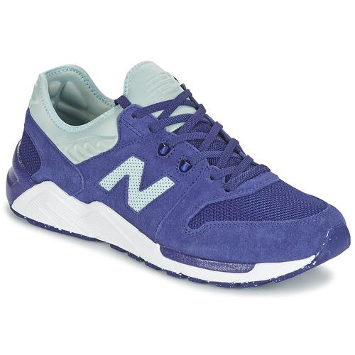 Zapatos Hombre Zapatillas bajas New Balance ML009 Azul