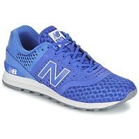 Zapatos Hombre Zapatillas bajas New Balance MTL574 Azul