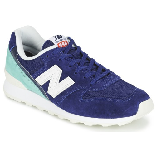 Zapatos Mujer Zapatillas bajas New Balance WR996 Marino