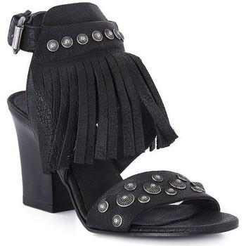 Zapatos Mujer Sandalias Juice Shoes SANDALO PAMPLONA Nero