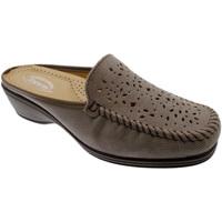 Zapatos Mujer Zuecos (Mules) Loren LOK3953ta tortora