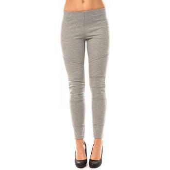 textil Mujer leggings Sweet Company Jogging Legging Place du Jour Gris Gris
