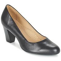 Zapatos Mujer Zapatos de tacón Hush puppies ALEGRIA Negro