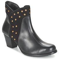 Zapatos Mujer Botines Hush puppies KRIS KORINA Negro