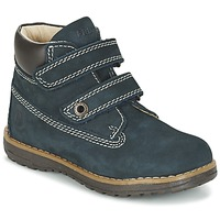 Zapatos Niño Botas de caña baja Primigi ASPY 1 Azul