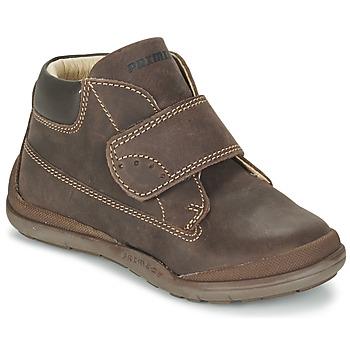 Zapatos Niño Botas de caña baja Primigi DEMIAN Marrón