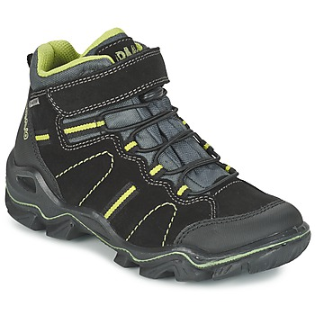 Zapatos Niño Botas de caña baja Primigi JACKSON Negro / Verde