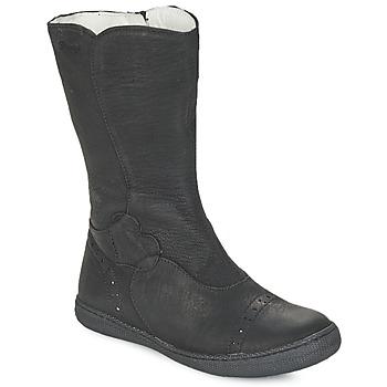 Zapatos Niña Botas urbanas Primigi BRITTE-E Negro