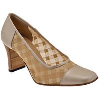 Zapatos Mujer Zapatos de tacón Bettina  Beige