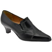 Zapatos Mujer Mocasín Bettina  Negro