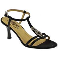 Zapatos Mujer Sandalias Bettina  Negro