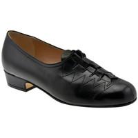 Zapatos Mujer Derbie Bettina  Negro