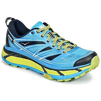 Zapatos Hombre Running / trail Hoka one one MAFATE SPEED 2 Azul