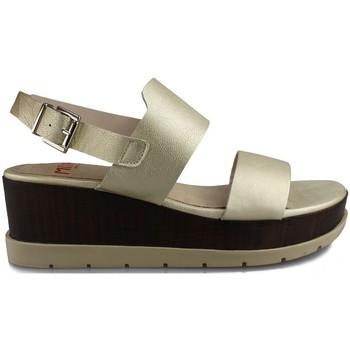 Zapatos Mujer Sandalias Mikaela WASH BEIGE