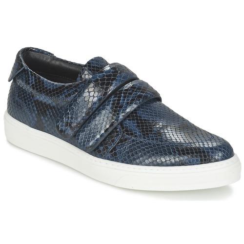 Los zapatos más populares para hombres y mujeres Zapatos especiales Sonia Rykiel SPENDI Azul / Negro