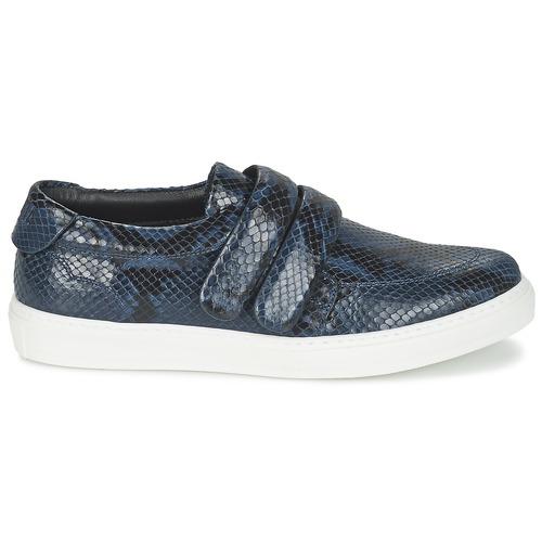 AzulNegro Mujer Zapatillas Bajas Bajas AzulNegro Mujer Zapatillas u1cTlFKJ3