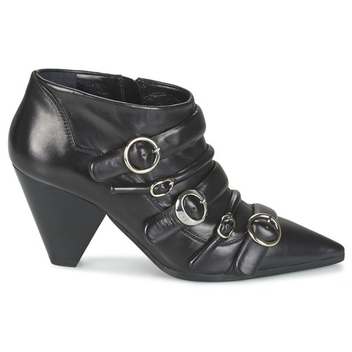 Negro Mujer Negro Boots Boots Low Mujer Boots Low Low f7ybIgvY6