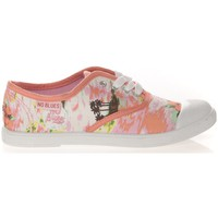 Zapatos Mujer Zapatillas bajas Cassis Côte d'Azur Cassis cote d'azur Baskets Dyonise Rose Rosa