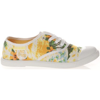 Zapatos Mujer Zapatillas bajas Cassis Côte d'Azur Cassis cote d'azur Basket Dyonise Jaune Amarillo