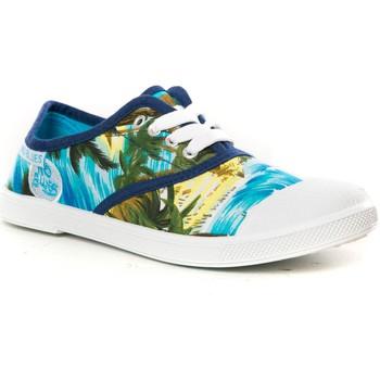Zapatos Mujer Zapatillas bajas Cassis Côte d'Azur Cassis cote d'azur Basket Dyonise Bleu Azul
