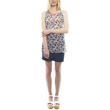 textil Mujer vestidos cortos Mismash Top Dadaz Multicolor
