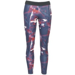 textil Mujer leggings adidas Originals FLOWER TIGHT Azul / Rosa