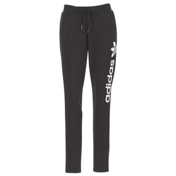 textil Mujer Pantalones de chándal adidas Originals LIGHT LOGO TP Negro