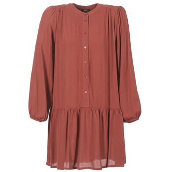 textil Mujer vestidos cortos Mexx LODIA Rojizo