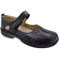 Zapatos Mujer Bailarinas-manoletinas Loren LOM2313gr grigio