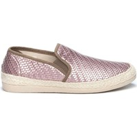 Zapatos Mujer Slip on Humat ESPADRILLES Beige