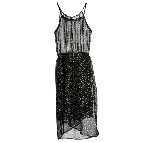 textil Mujer vestidos cortos Kling LE PRINCE Negro
