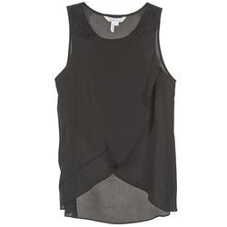 textil Mujer camisetas sin mangas BCBGeneration 616725 Negro
