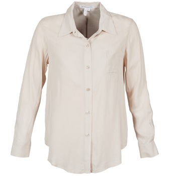 textil Mujer camisas BCBGeneration 616747 Beige