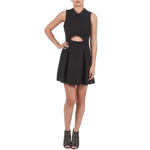 Textil Bcbgeneration Mujer Cortos 616935 Vestidos Negro PuZkiTOX