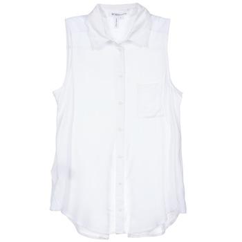 textil Mujer camisas BCBGeneration 616953 Blanco
