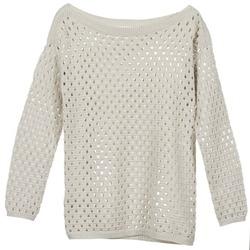 textil Mujer jerséis BCBGeneration 617223 Gris