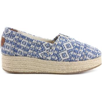 Zapatos Mujer Alpargatas Cubanas Alpargata Domus100T DIANA CHAVES Azul