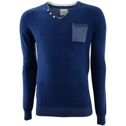 textil Hombre jerséis Petrol Industries Round neck double collar knit