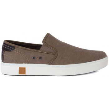 Zapatos Hombre Slip on Timberland AMHERST DOUBLE GORE     83,1