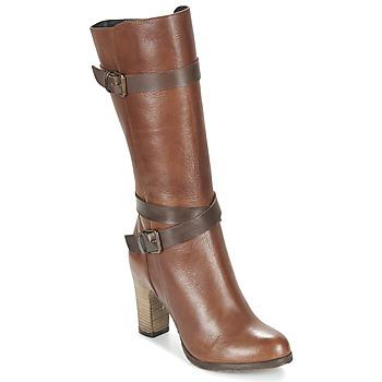 Zapatos Mujer Botas urbanas Lola Espeleta REINETTE COGNAC