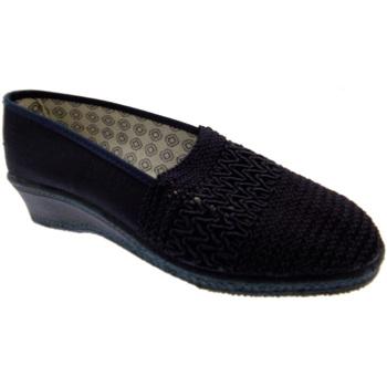 Zapatos Mujer Pantuflas Davema DAV212bl blu
