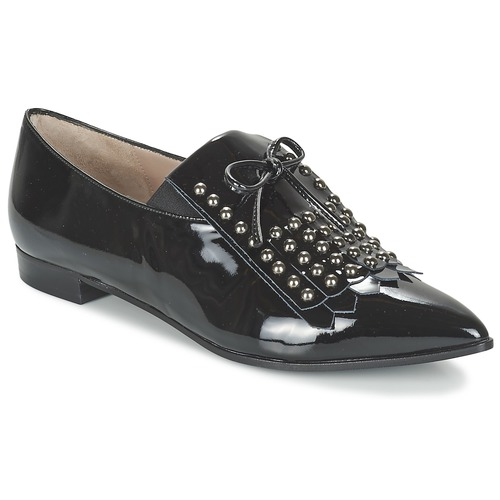 Zapatos Mujer Derbie Paco Gil PARKER Negro
