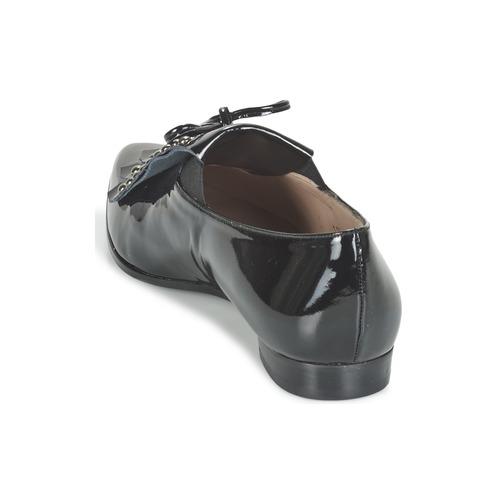 Paco Parker Zapatos Derbie Negro Gil Mujer srhCdtQ