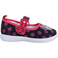 Zapatos Niña Bailarinas-manoletinas Minnie Mouse S15322Z Azul