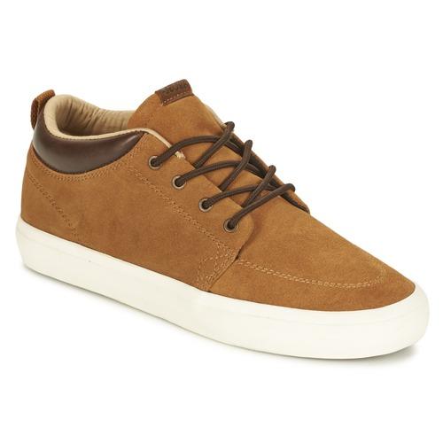 Zapatos Hombre Zapatillas altas Globe GS CHUKKA Camel
