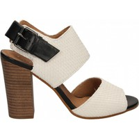 Zapatos Mujer Sandalias Carmens Padova GARDENIA RIBBON_3 MISSING_COLOR
